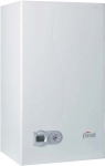 Газовый котел Ferroli DOMItech C 24 D M, дымоход - фото