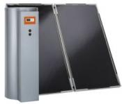 Пакетное предложение Viessmann Vitosol 100-F для приготовления горячей воды, водонагреватель 300 л - фото